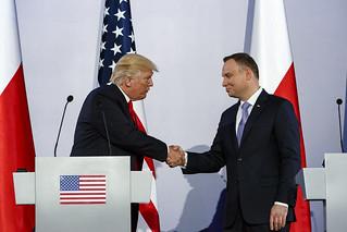 Wizyta prezydenta Stanów Zjednoczonych w Polsce | by PolandMFA