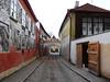 Litomyšl – ulička Josefa Váchala, foto: Petr Nejedlý