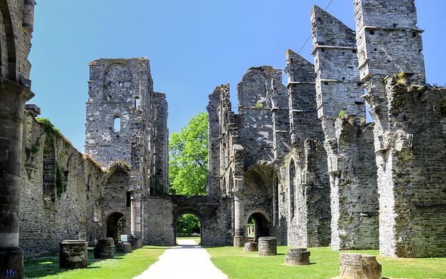 Abbaye de Villers-La-Ville(1)