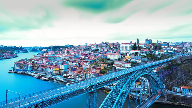 Ponte Dom Luis ! - Porto