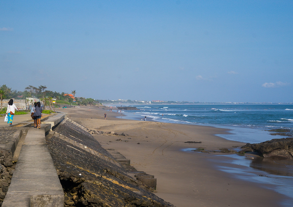 Echo Beach Bali Island Canggu Indonesia C Eric Lafforgu Flickr