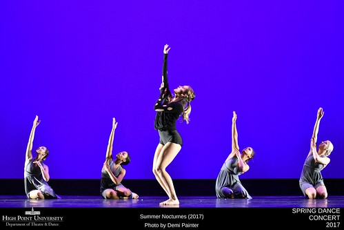 Spring Dance Concert by HPUTheatreArts