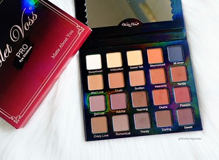 Violet Voss Matte About You Eyeshadow Palette3 | by <Nikki P.>