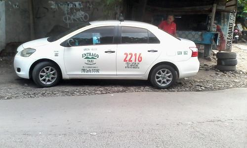Entrago taxi | by Cebu food droid