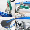 351-TERB-VER-1704  Tern 2017 Verge X18 (00)鋁合金折疊車20吋18速Kinetix Pro X空力輪組-銀底藍標