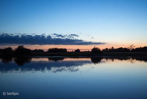 river shannon morgenröte
