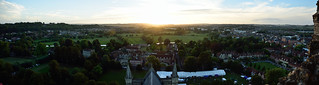 Tower top panorama | by paul cripps