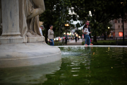 Dupont Circle Fountain | by Mike J Maguire