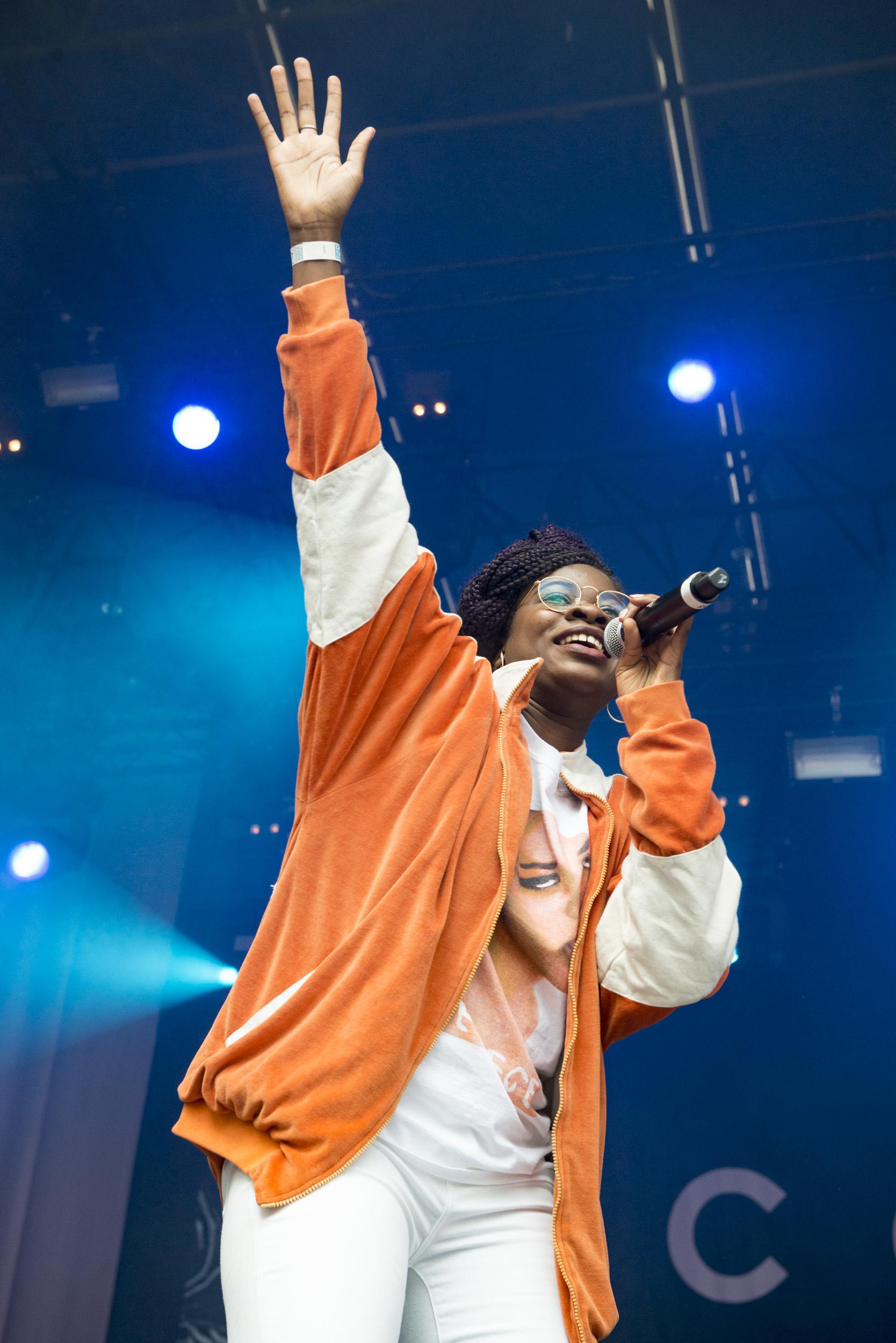Coely @ Cactusfestival 2017, Dag 2 (Nick De Baerdemaeker)