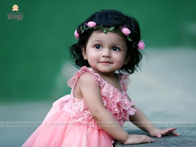 Portrait Of Indian Cute Baby Jpg Babiesphotographerinpune