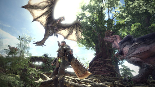 MHWorld_E3Screen6 | by PlayStation Europe