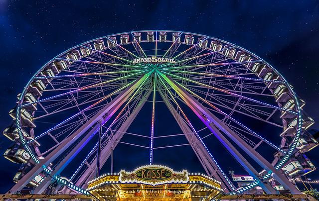 Big wheel / Sterkrader Kirmes