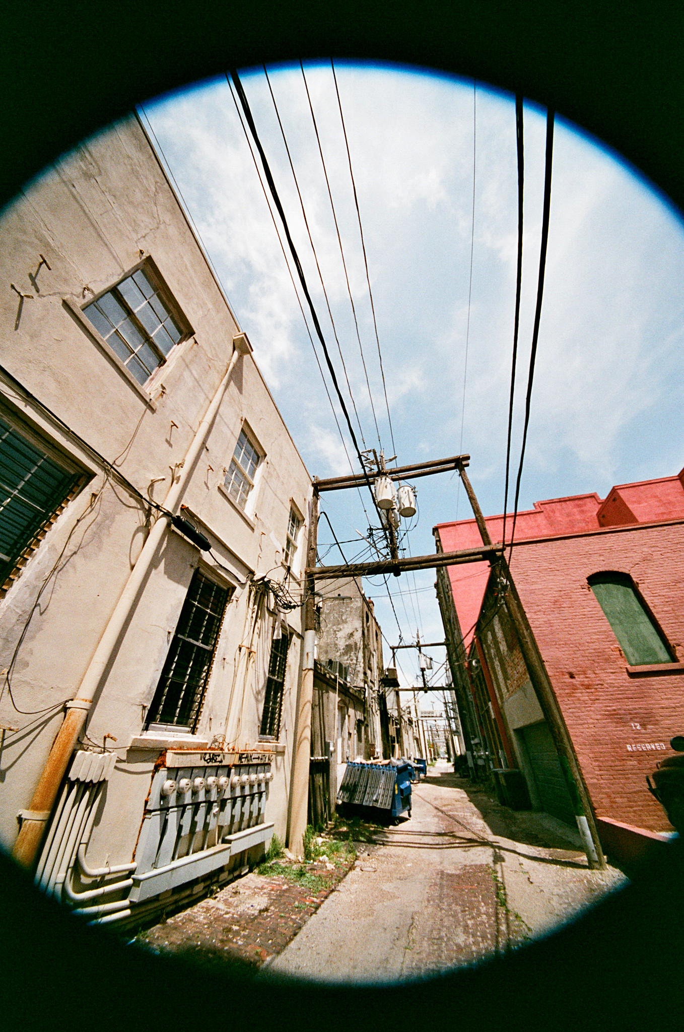 Galveston alley on Flickr