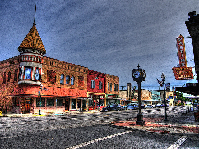 Main Street U.S.A., Ritzville, WA
