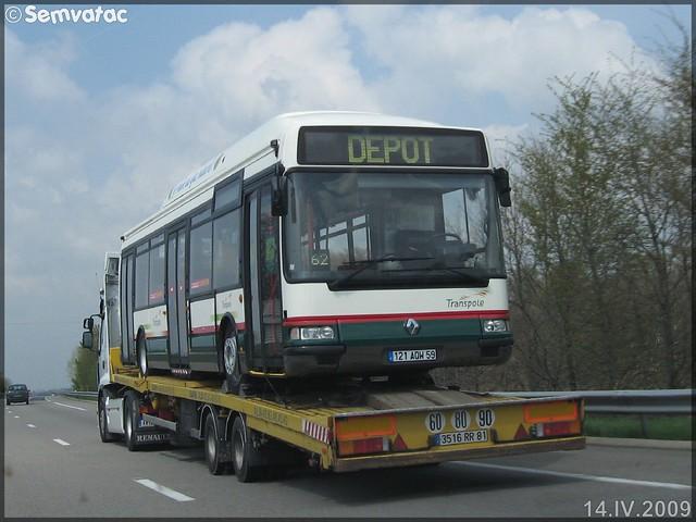 Renault Agora S GNV – Transpole