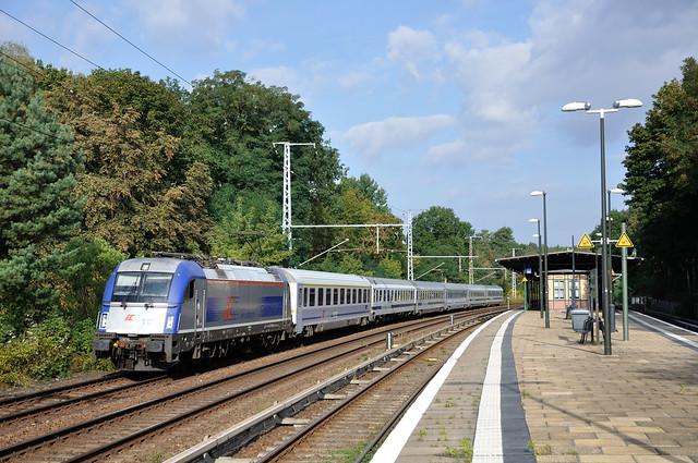 PKP 5 370 009 met BWE, Berlin Wilhelmshagen, 24-09-2016