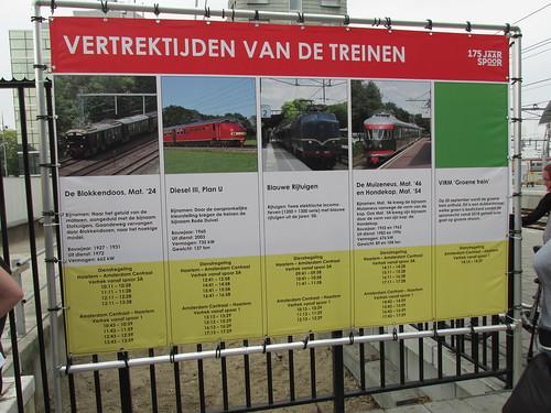 de treinen die reden | by TimF44