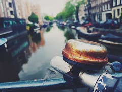 Photography by #BLPHOTOGRAPHY  #Amsterdam #bike #Summer #river  #sunny #hoilday  #old #new #beautiful  #Pretty #bell