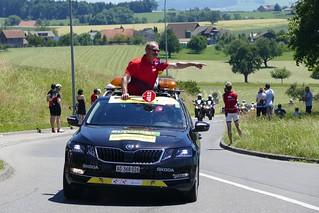 Tour de Suisse 2017 TdS Cycling Race Hohenrain Switzerland