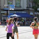 Frauenlauf am 11. Juni 2017 in Bern