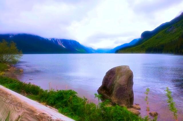 Chilkoot Lake, Alaska (Explored)