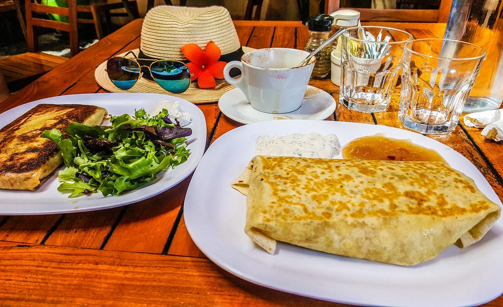 Image result for Café Des Amis, Paia