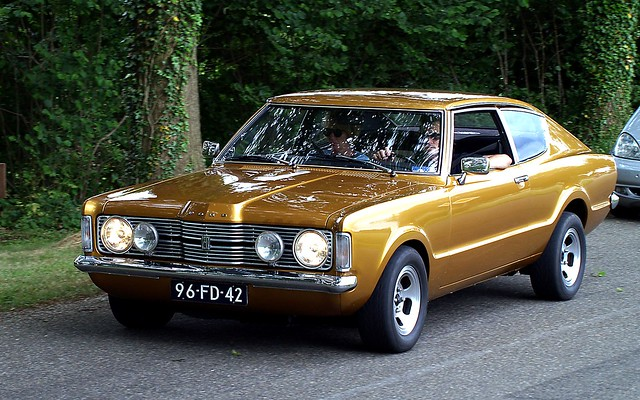 1975 Ford Taunus 1600L Coupé