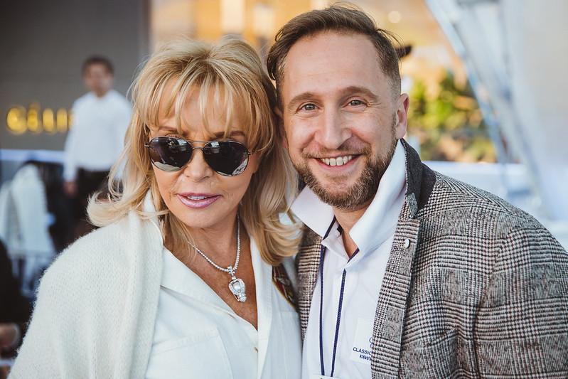Оскар Кучера, Екатерина Диброва