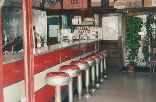 Williamsburg Brooklyn Luncheonette 1999