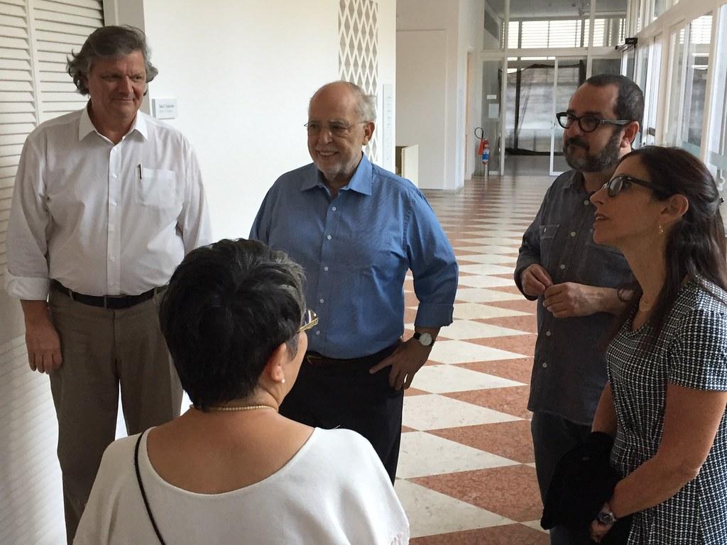 Alma Concepcion left to right): sergio burgi, arcadio díaz-quiñones, paul