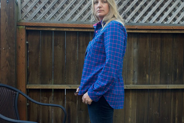 Grainline Archer sideview