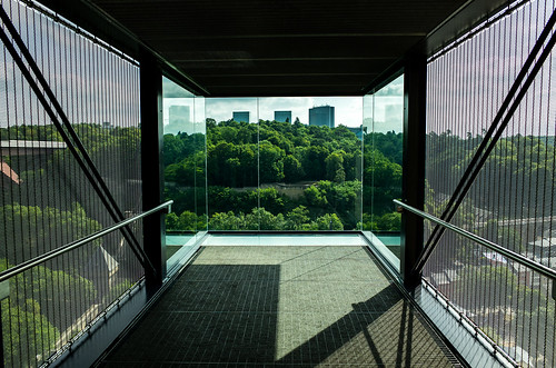 Luxembourg, L'ascenseur panoramique Pfaffenthal | by St James Gate