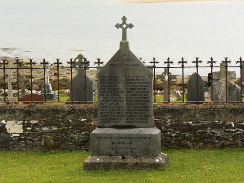 Achill Island, Co. Mayo, Ireland.