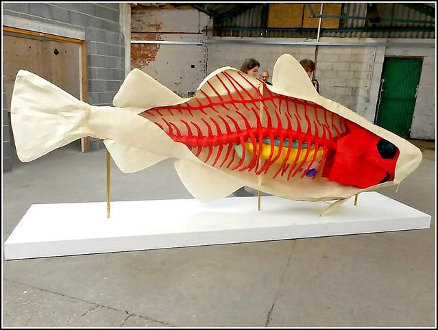 Paper Fish ..