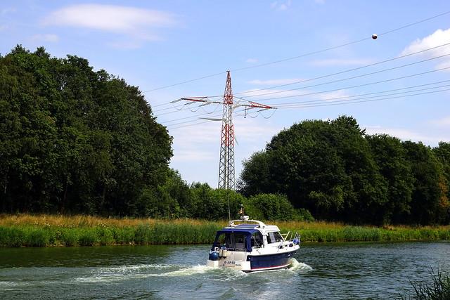 Mittelland-Kanal Minden Lübbecke OWL (NRW)
