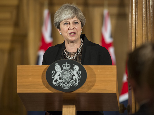 Prime Minister Theresa May | by UK Prime Minister