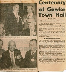 1979 The Bunyip - Town Hall centenary