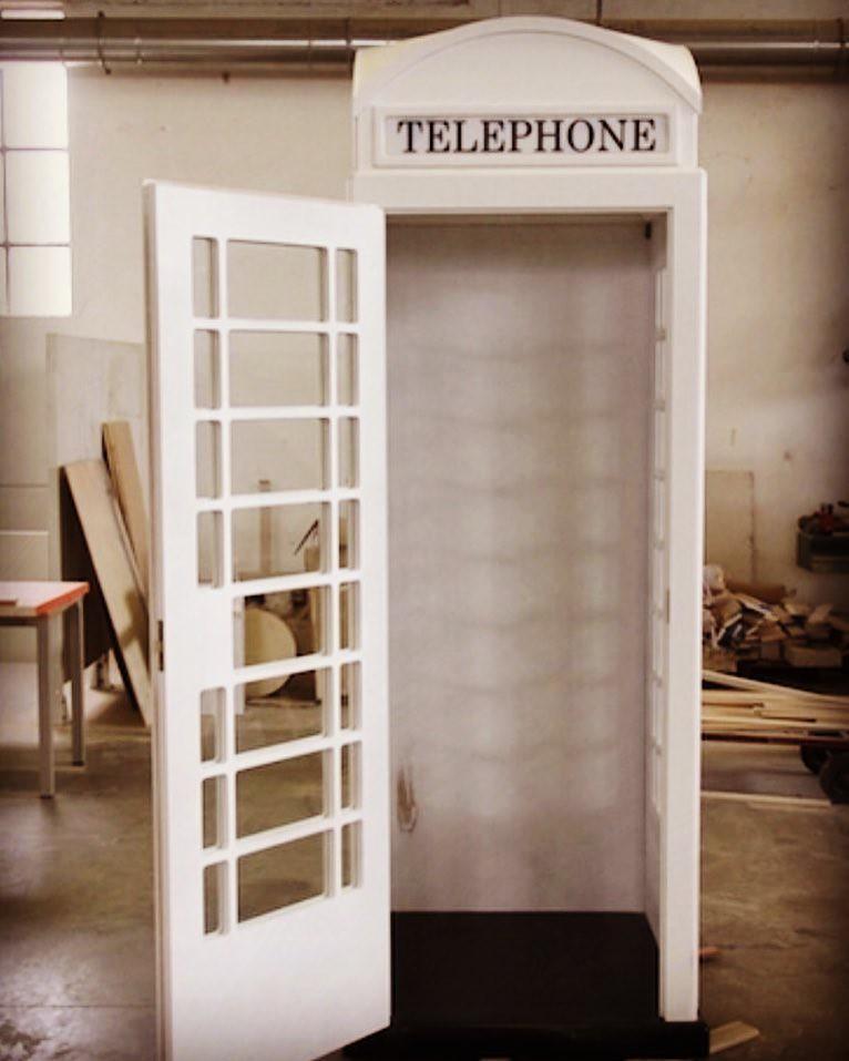 Cabina Armadio In Inglese.Cabina Telefonica Inglese Catelin Flickr
