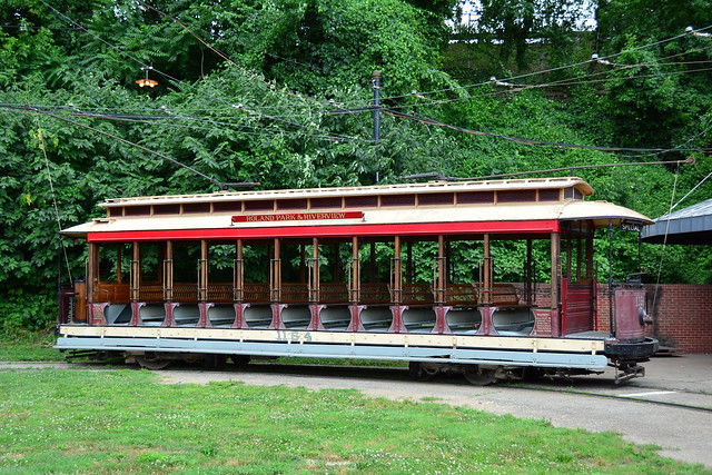 Baltimore Streetcar Museum #1164