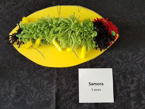 Finalists - Samora