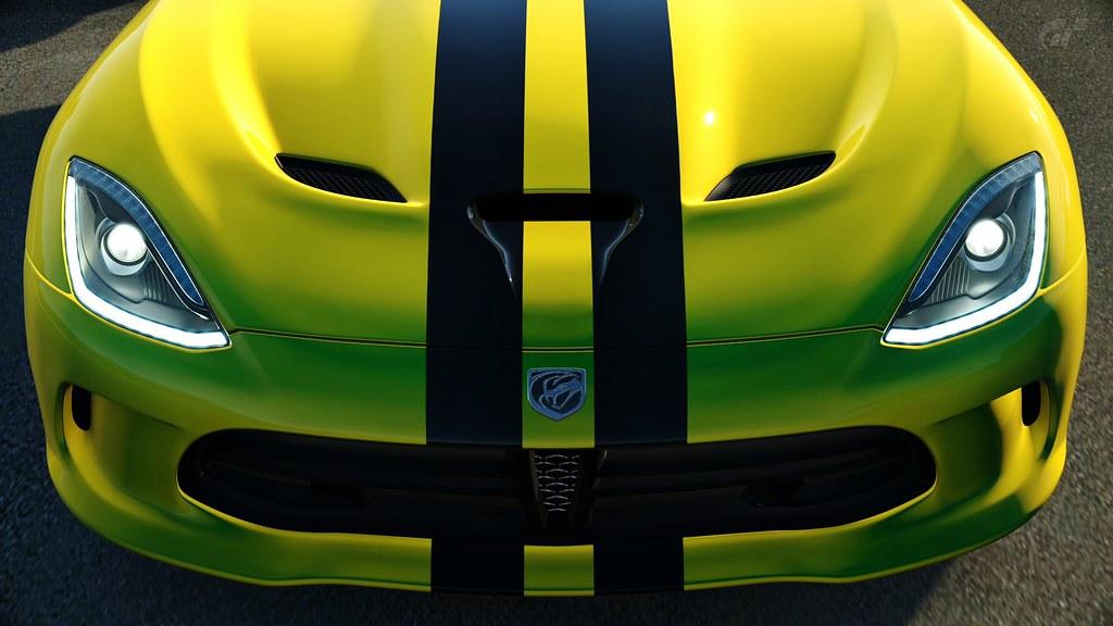 Dodge Viper - Design Fascination