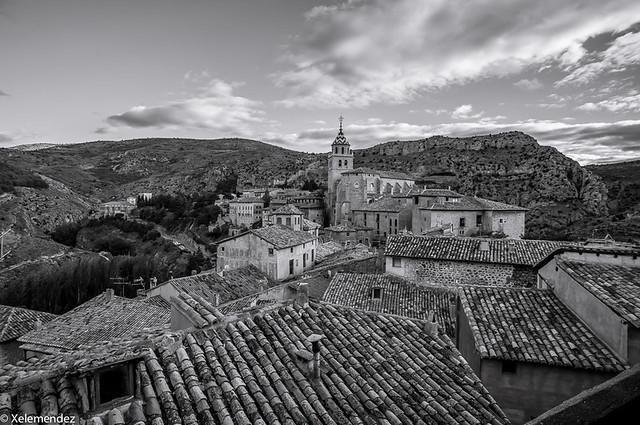 Tejados de Albarracín. Teruel