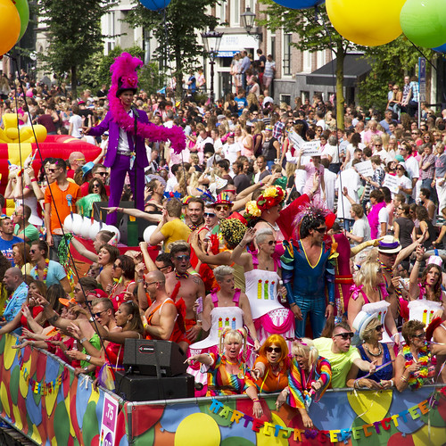Amsterdam Gay Pride 2015 | by Kitty Terwolbeck
