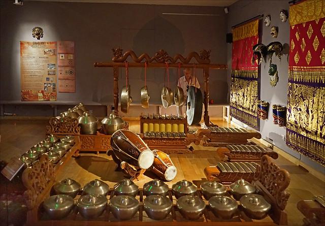 Exposition Wayang (MúSIC, musée des instruments de Céret)