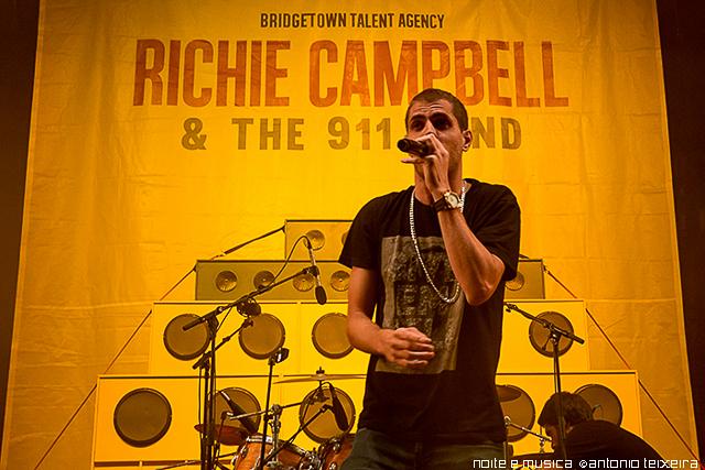 Richie Campbell - MEO Marés Vivas '15