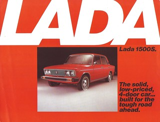 1978 Lada 1500 for Canada