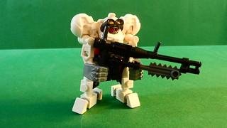 Imperial Exoskeletons Mark II #2