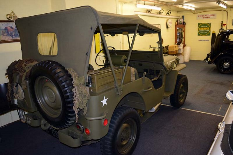 Jeep Willys Del 1943 4