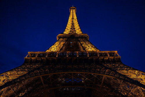 Eiffel Tower - Tour Eiffel | by nan palmero