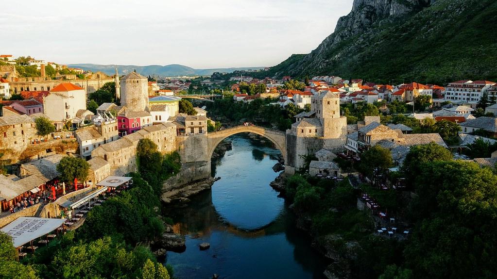 Mortar, Bosnia & Herzegovina